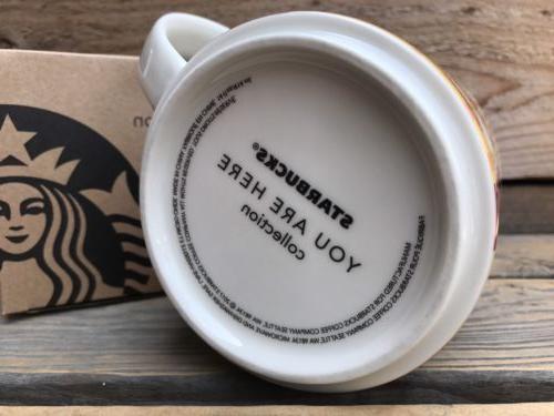 STARBUCKS Las Are Mug Brand new in