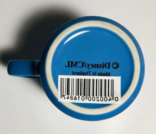 MARY Mug Disney Blue With Label Tag