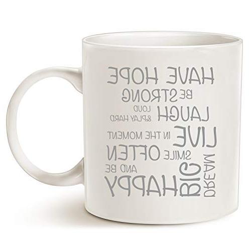 mauag funny inspirational coffee mug christmas gifts have ho