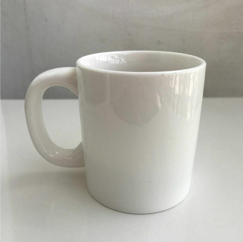 Middle Novelty Coffee Mug Creative Porcelain Tea Cup