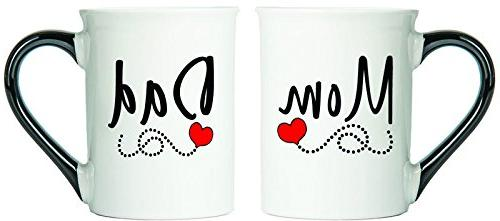 mom dad coffee mugs