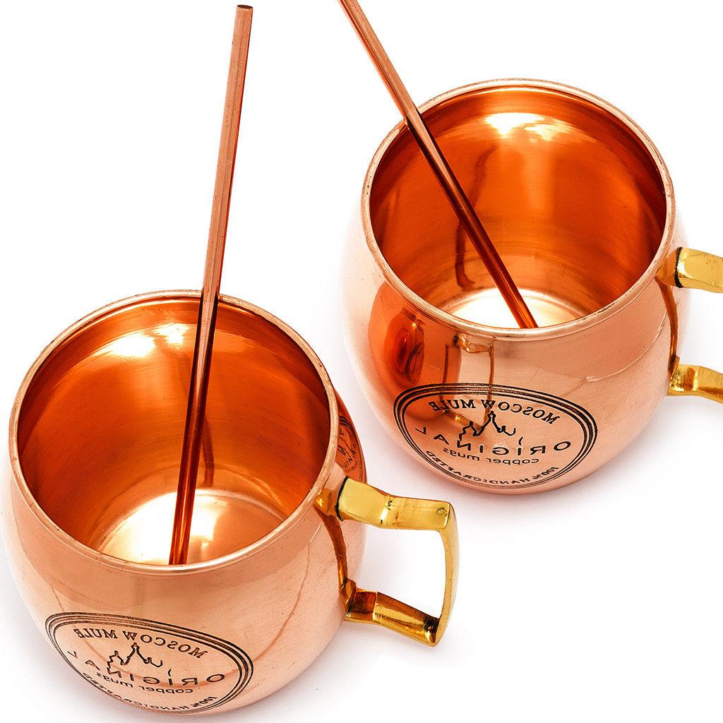 MOSCOW COPPER HANDCRAFTED Food Pure Solid