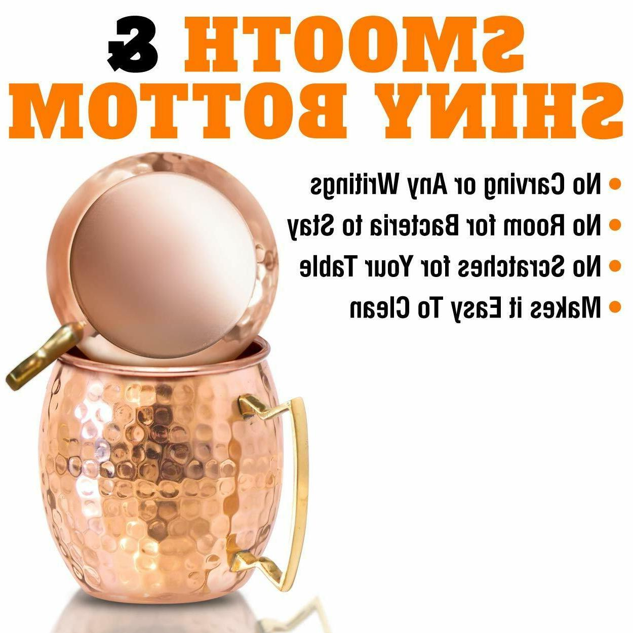 Moscow Copper - HANDCRAFTED Pure Solid