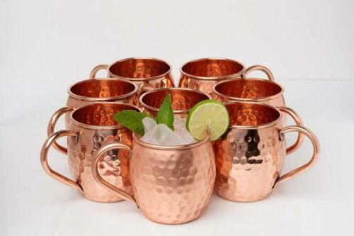 Hammered Copper 16 Drinking 8
