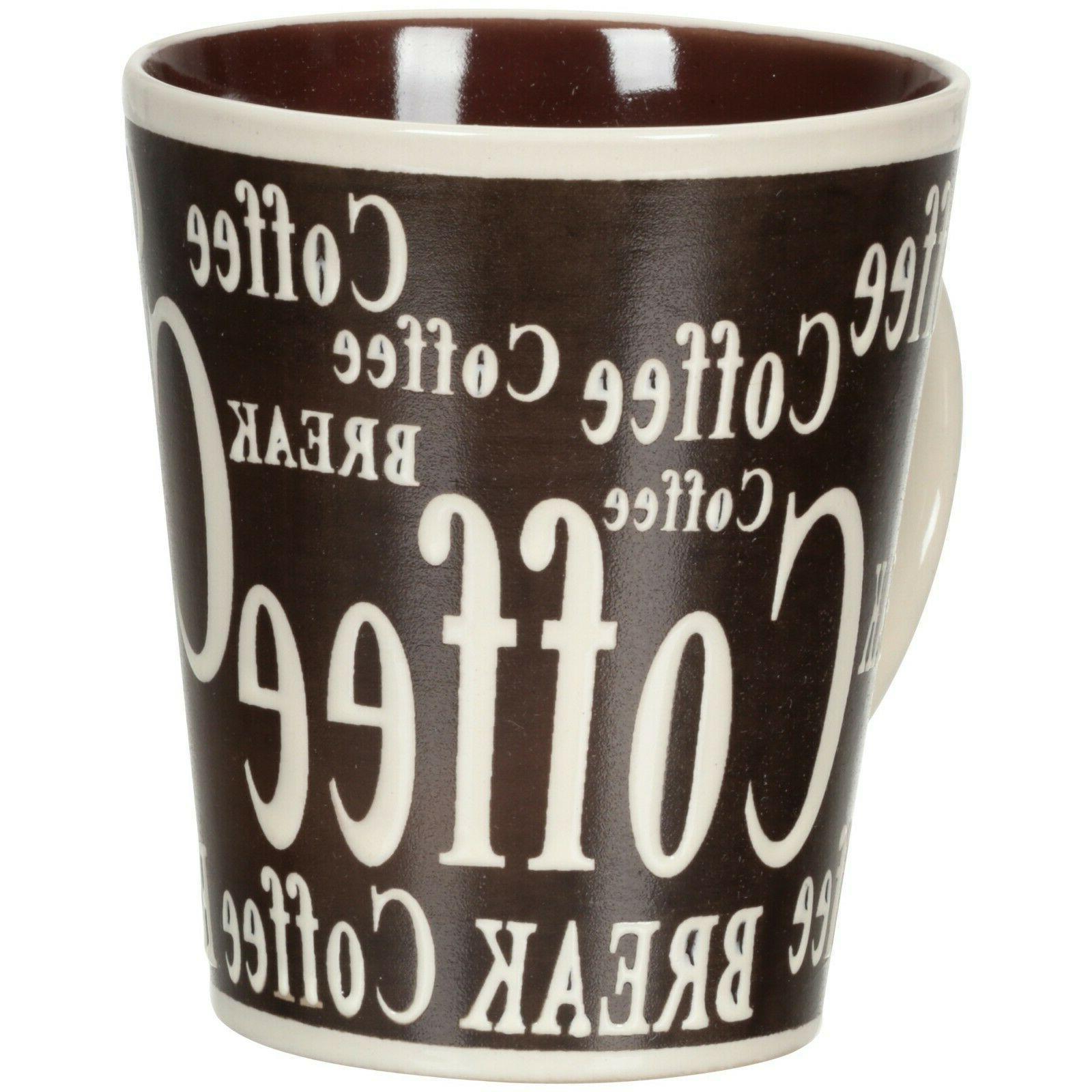 Mr. Bareggio 8-Piece Mug