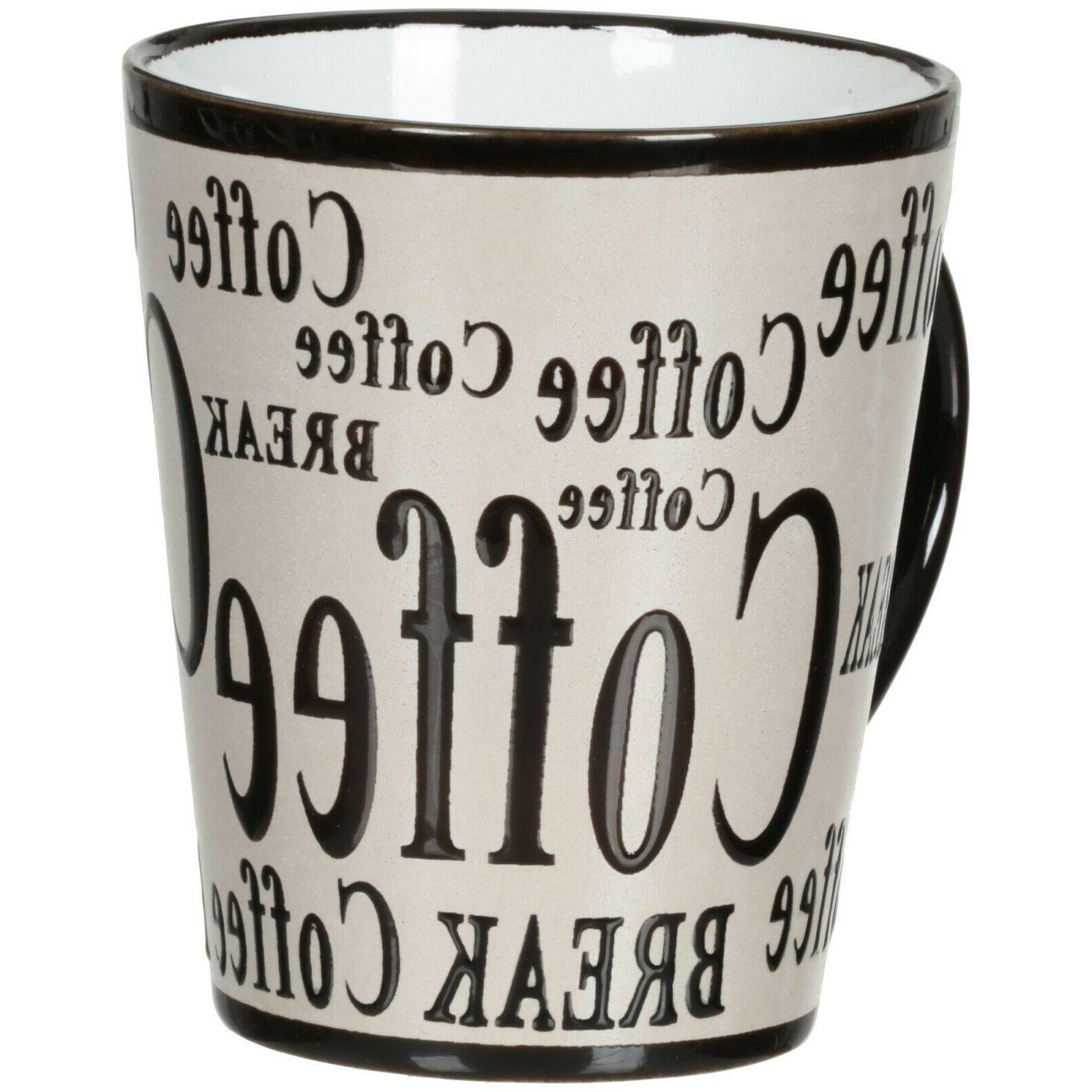 Mr. Coffee 8-Piece Mug