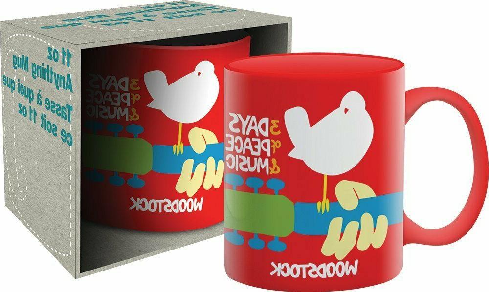 mug red 11oz boxed cup