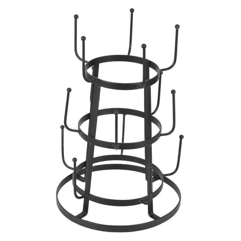 Mug Tree Cup Drying Stand Organizer