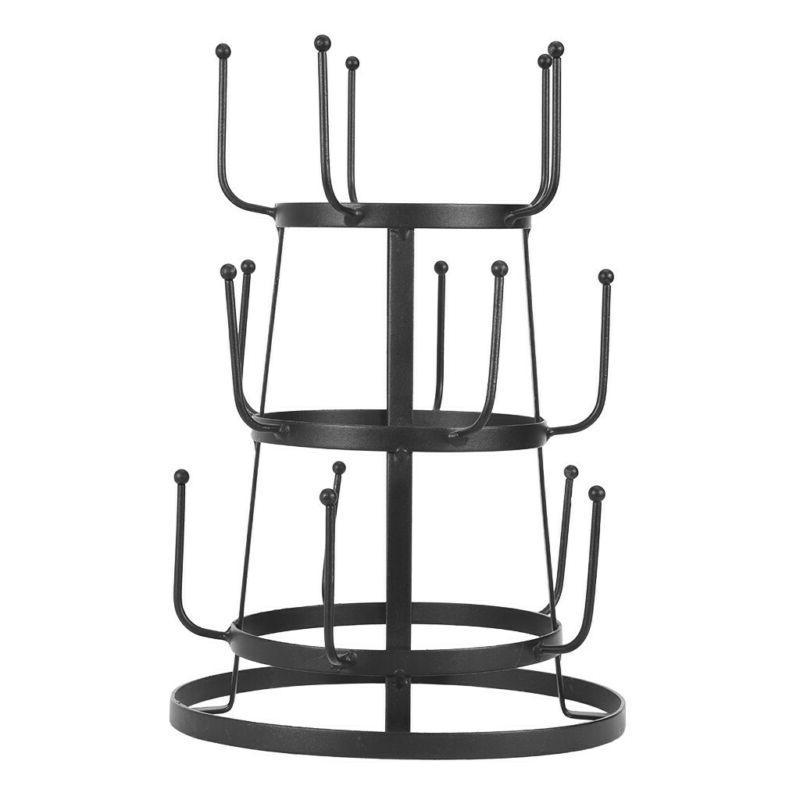 Mug Holder Cup Tea Rack Stand Storage