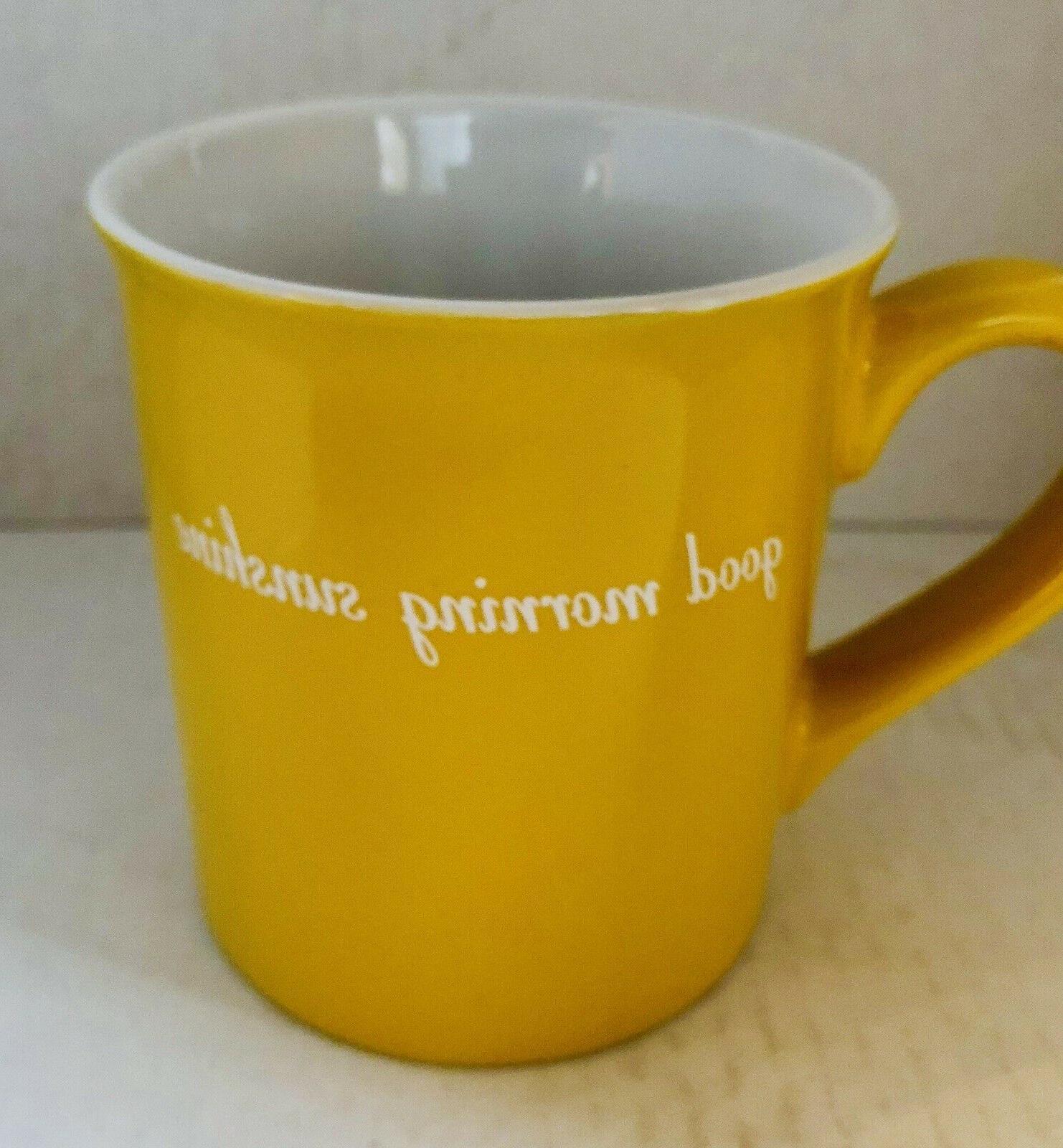 Love Your Mugs Hello MUGS