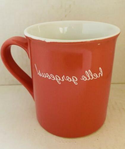 Love Your Mug Mugs Hello MUGS