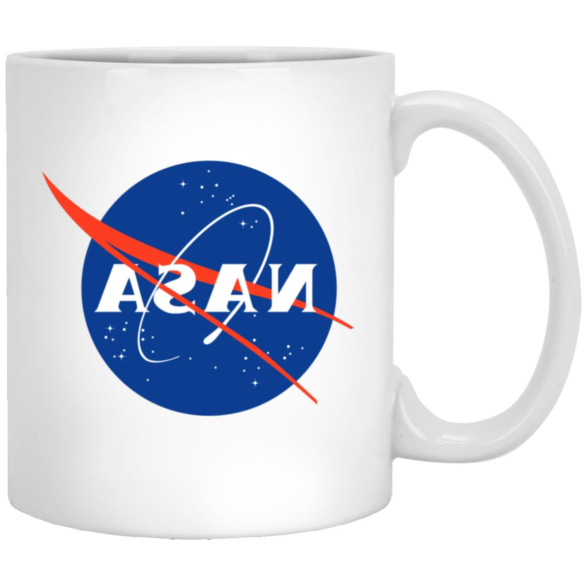 nasa mug space nerd geek cup coffee