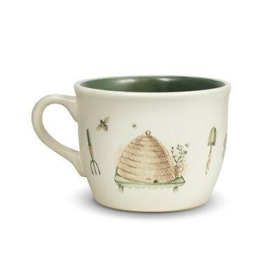 Pfaltzgraff Naturewood Jumbo Soup Mug