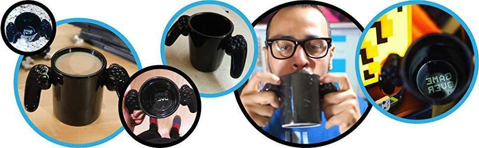New Controller Coffee Mug Black Gift