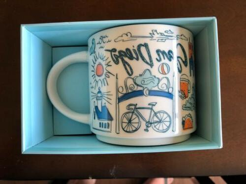 new san diego been there series mug