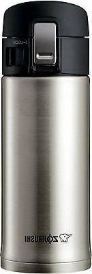 NEW  Zojirushi SM-KB36XA 0.36-Liter Stainless Steel Travel M