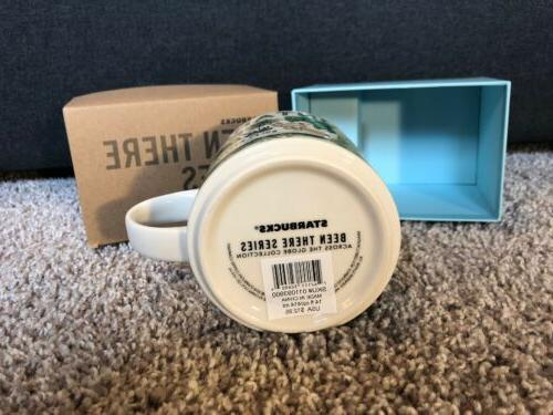 "NIB Starbucks ""Been There"" Series Collection Montana Oz Limited"