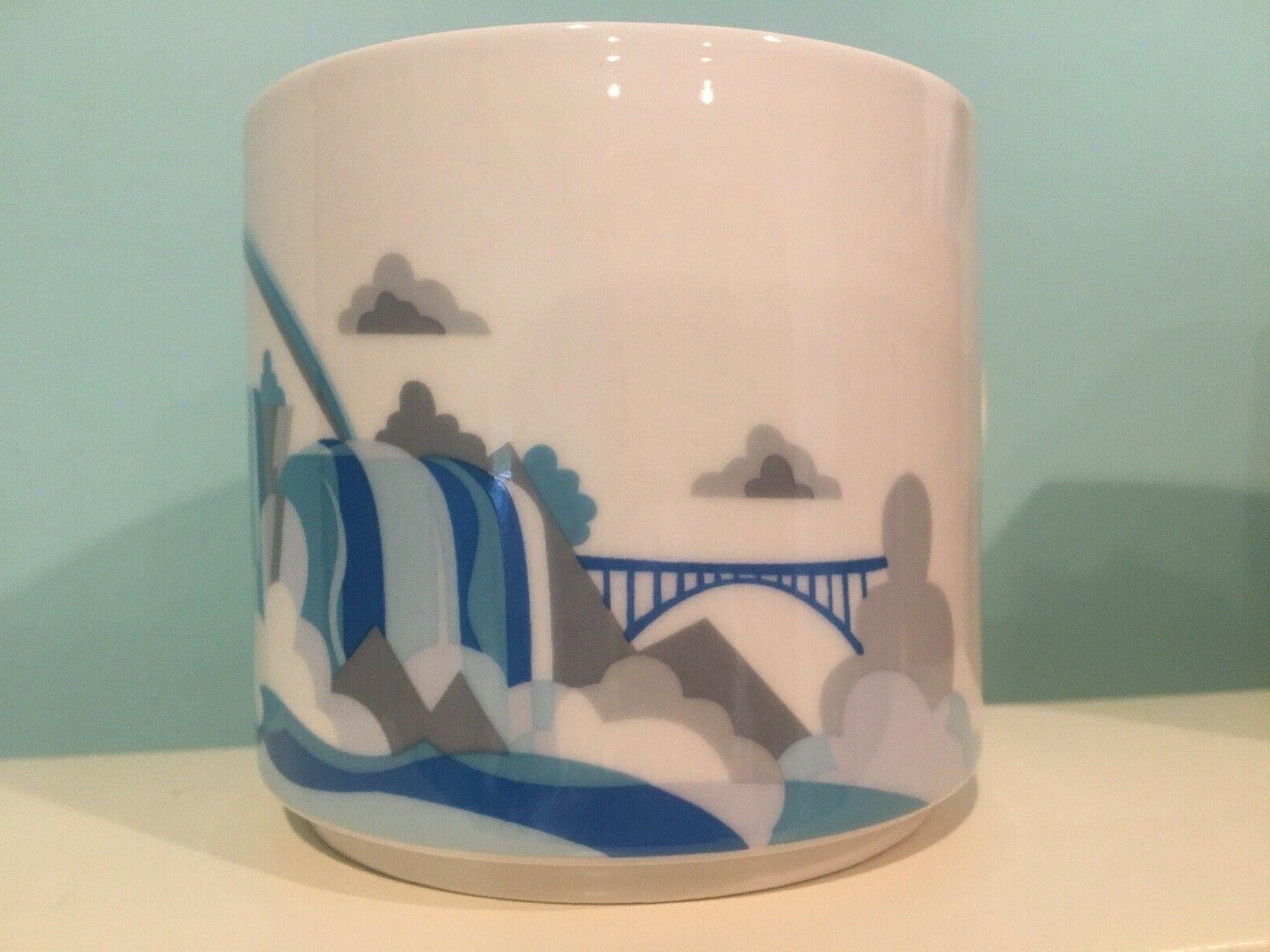 NIB Here Niagara Falls NEW Collection Coffee Cup