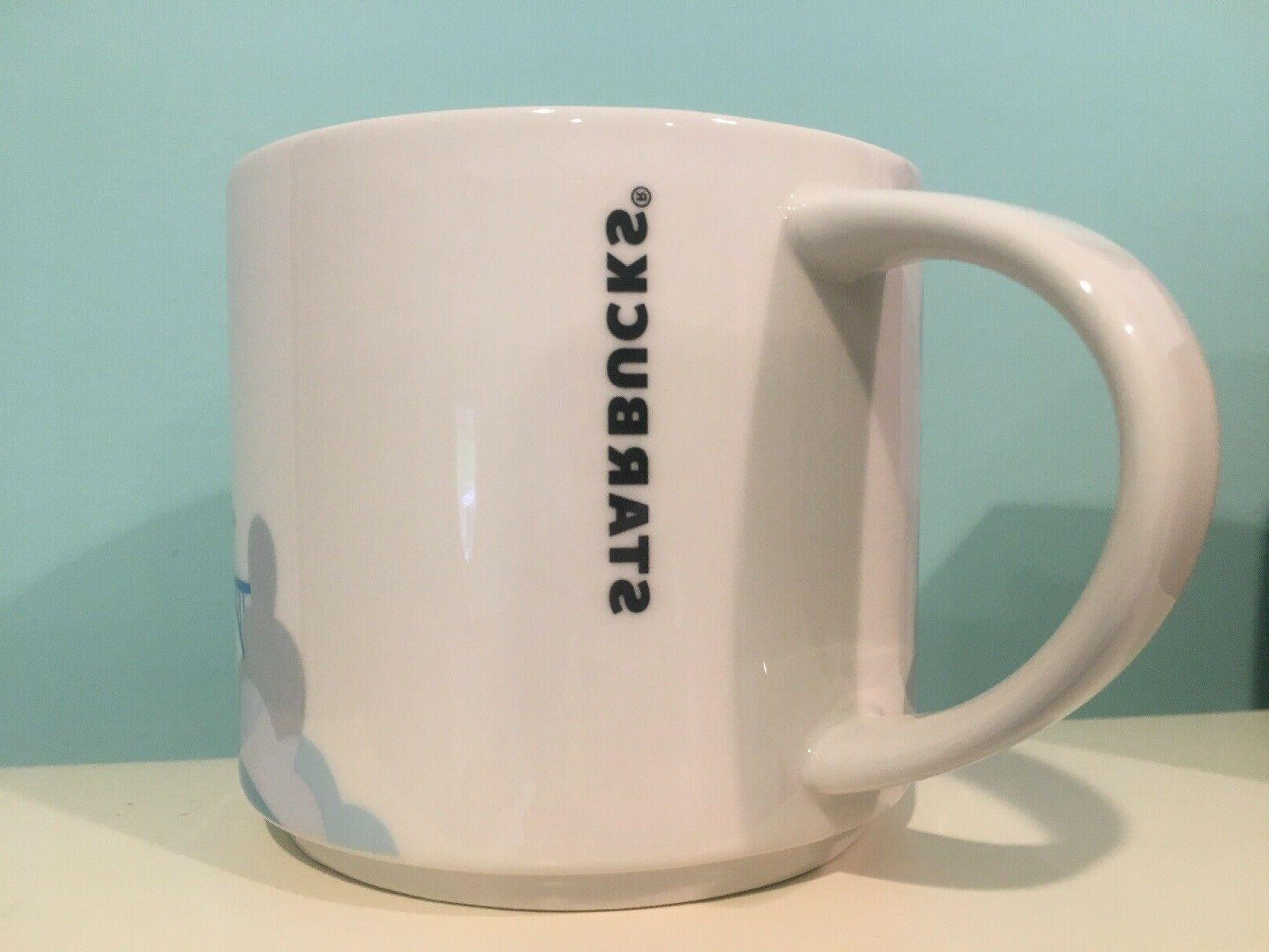 NIB You Here Niagara NEW 14 oz Coffee Cup