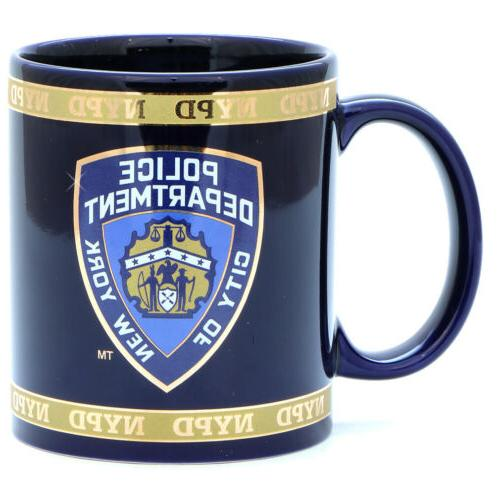 NYPD Mug - New York City Police Department Official Souvenir