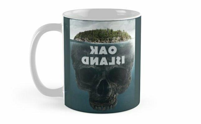 Oak Island Nova Mug, Curse Treasure Hunting Apparel 11 Oz Oz Mug