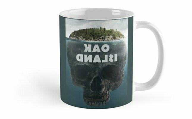 oak island nova scotia mug curse treasure