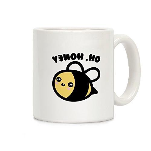 oh honey bee parody white