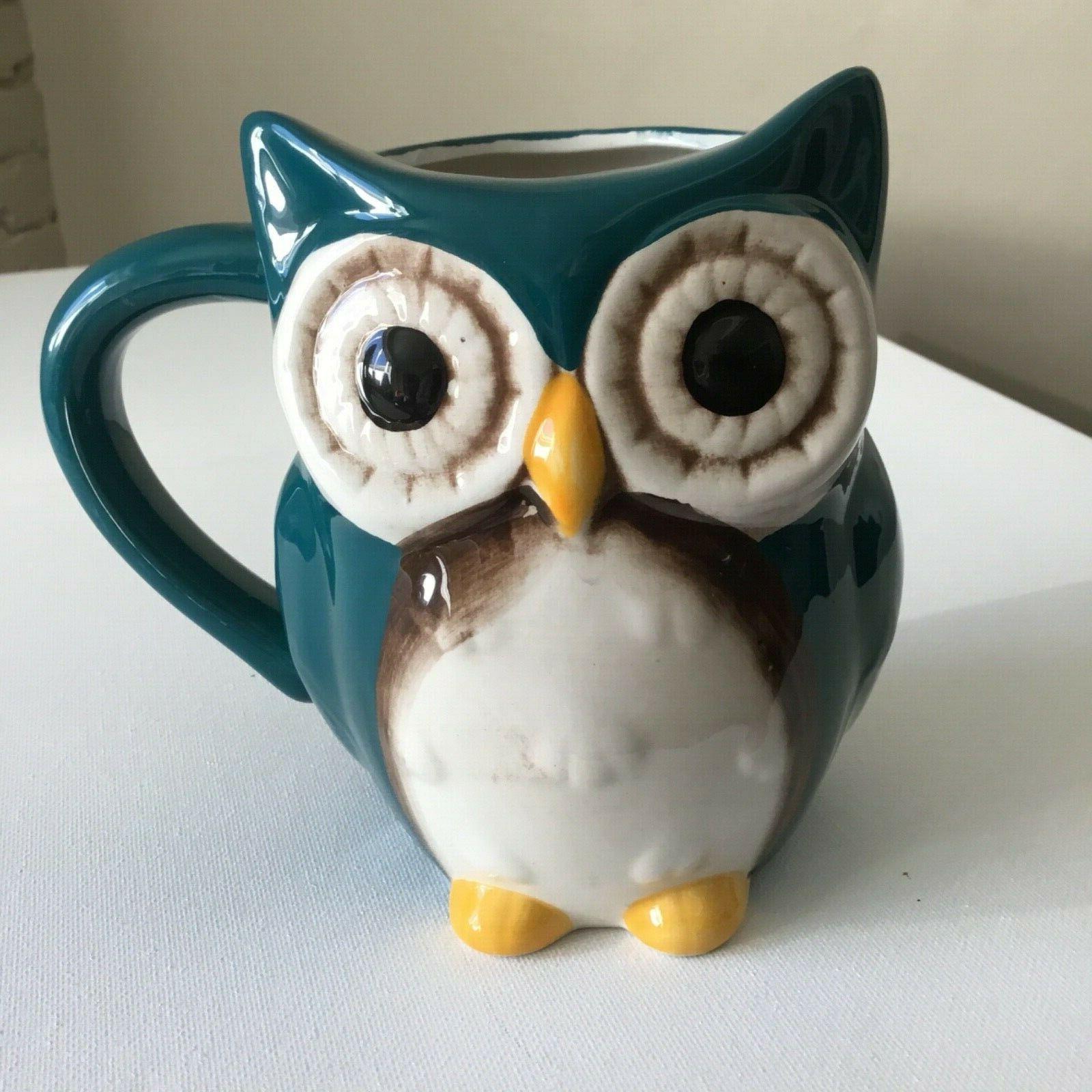 """Owl 5.5"""" tall"""