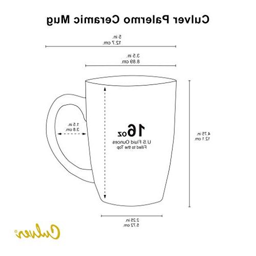Culver Palermo Mug of