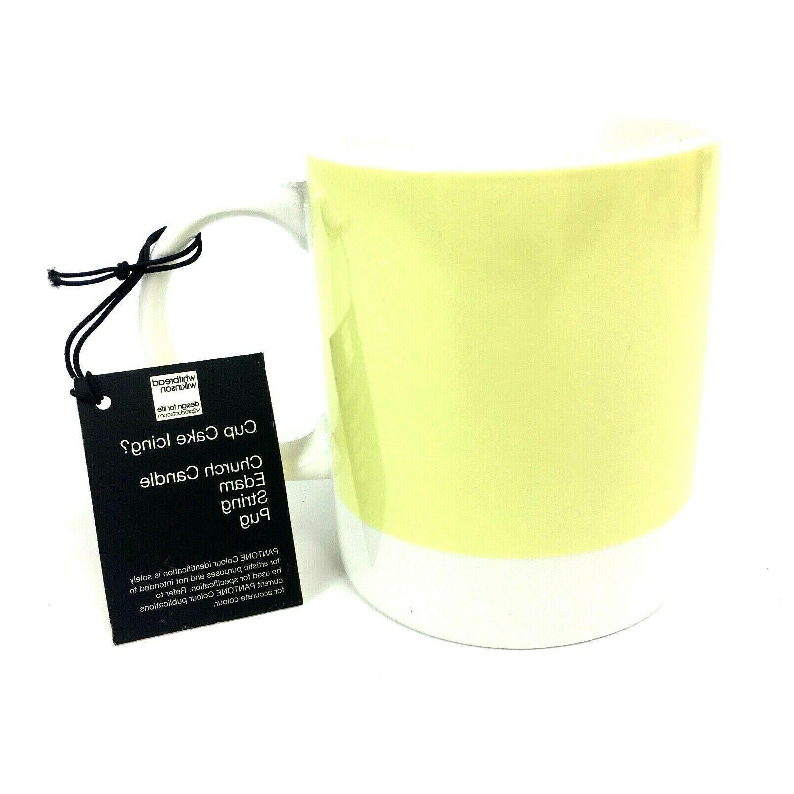 PANTONE Coffee Whitbread Wilkinson 10oz Color