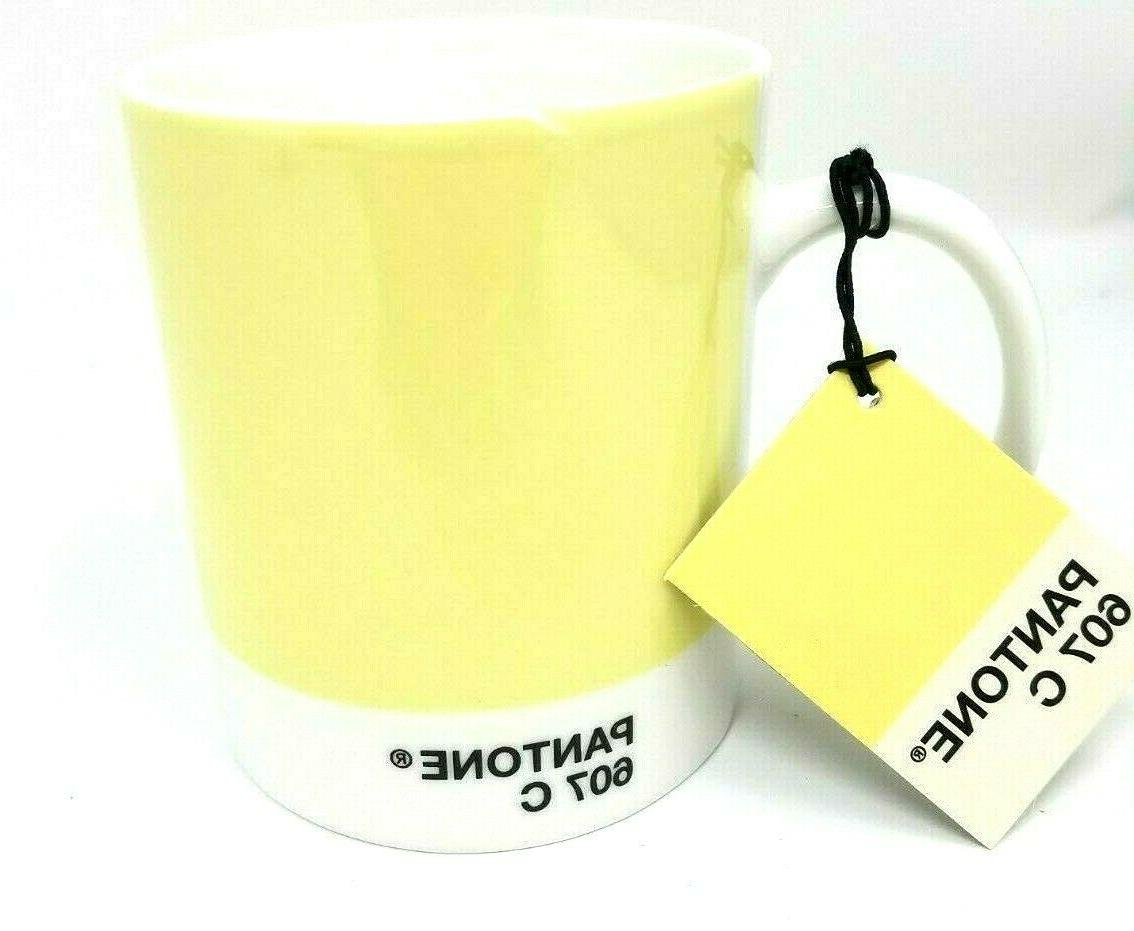 pantone coffee mug 10oz color 607 c