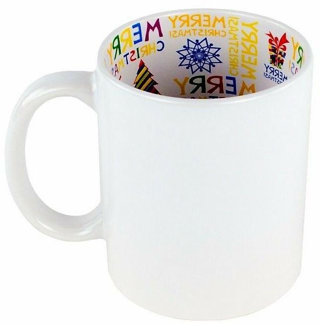 Personalized Coffee Mug Photo Logo Printed 15oz