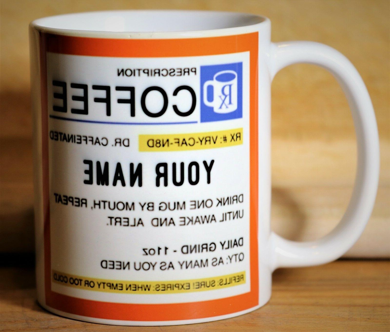 Personalized Prescription Perfect Gift!