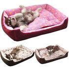 Pet Dog Mattress Cat Bed Extra Large  Padding Mat Soft Warm