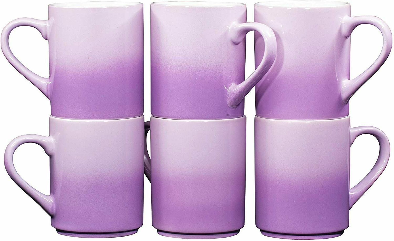 Bruntmor Mugs Large 12 OZ Gradient