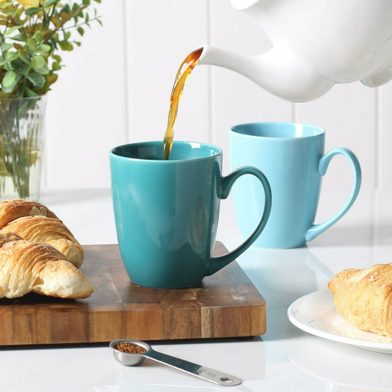 Porcelain Coffee Mug Of Tea Cocoa Colorful Mugs 14