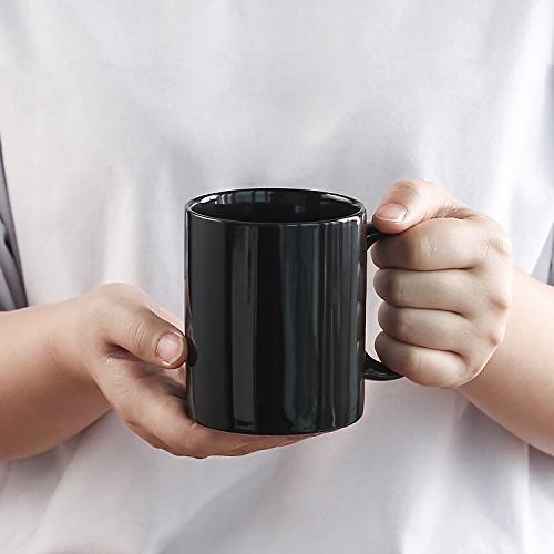 YHY Porcelain Coffee, Black