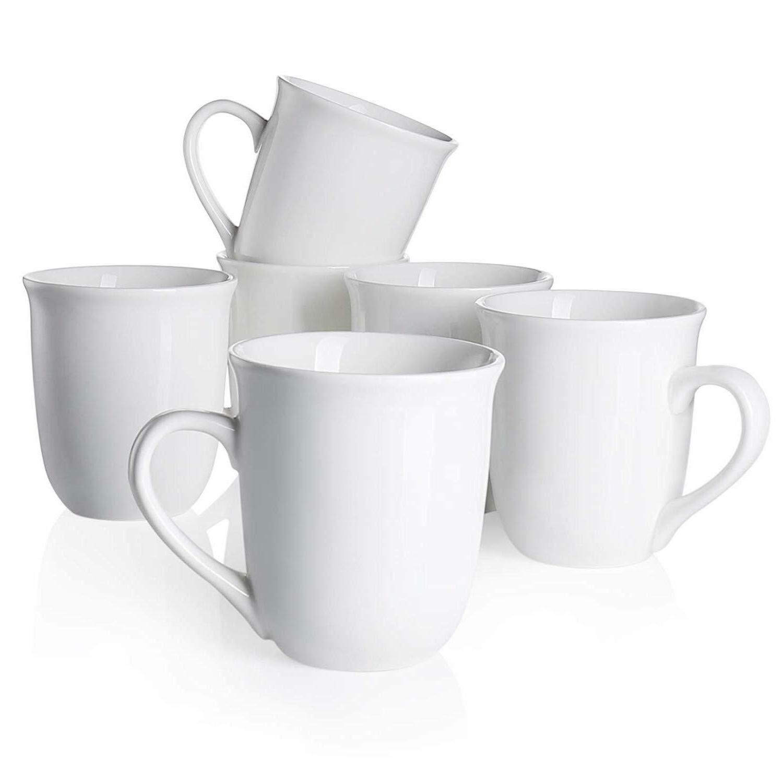 porcelain mugs coffee mug set 14 oz