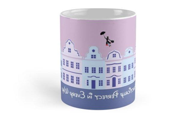 practically perfect mug mary poppins 11 oz