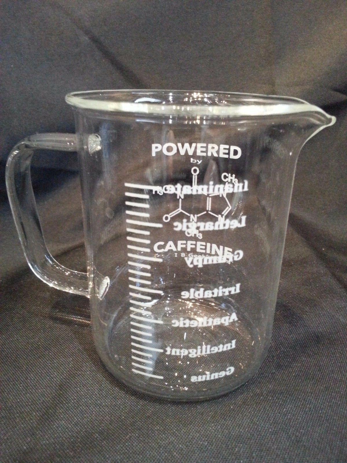 Premium Laboratory Beaker - Powered By Borosilicate