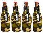 Funny Guy Mugs Premium Plain Collapsible Neoprene Bottle Coo