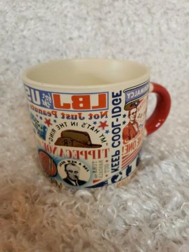 Presidential Slogans Unemployed Philosophers 2015 Cup Mug