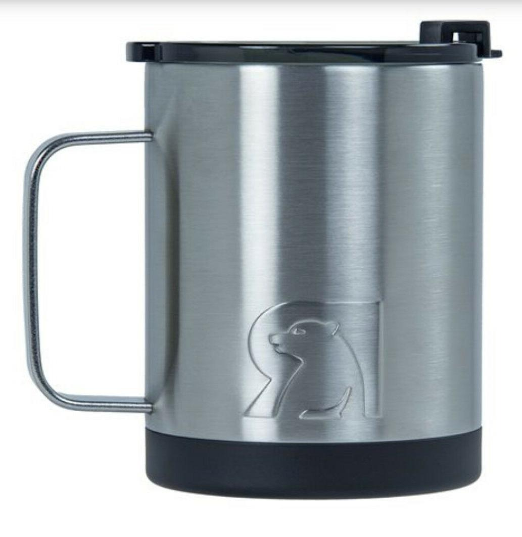 RTIC Cup Stainless Handle and spill lid
