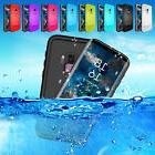 For Samsung Galaxy S9 S9 Plus Waterproof Case Shockproof Dir