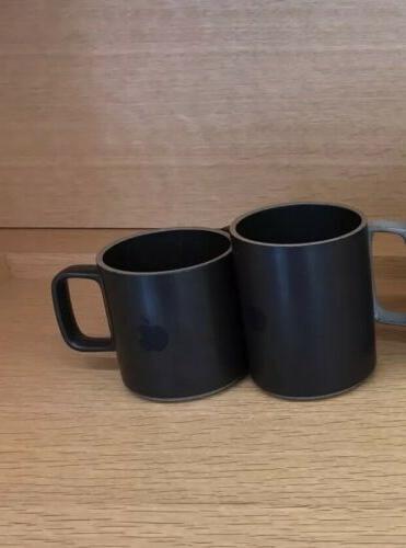 Set Logo Apple macintosh Mug Black & 8