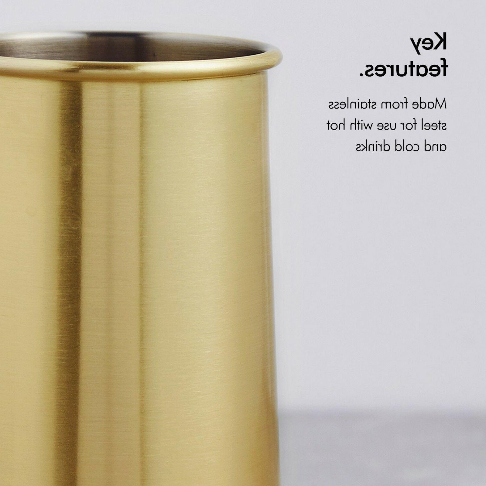 VonShef Gold - Hot Gift Boxed