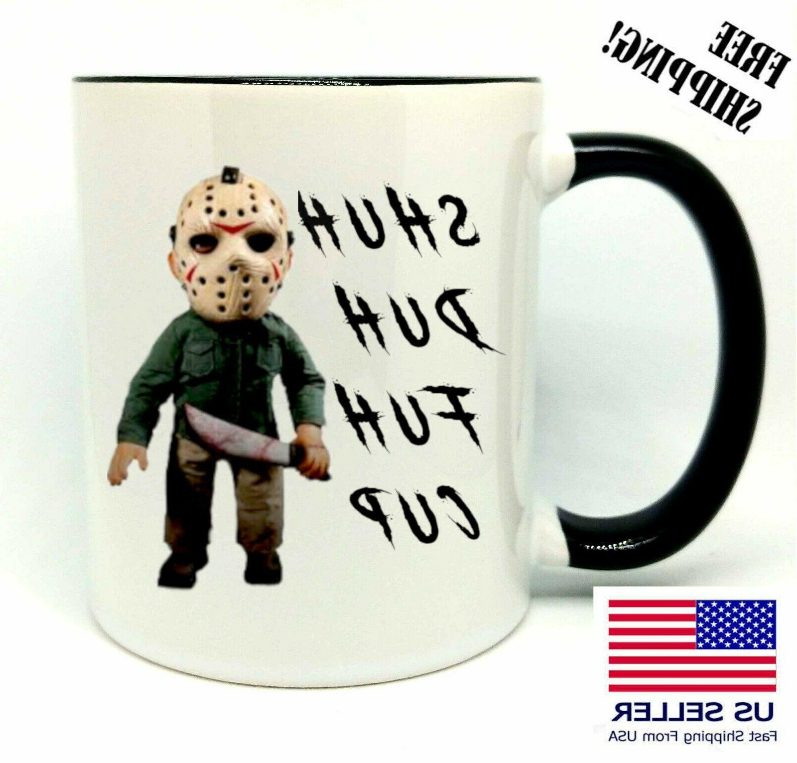 shuh duh fuh cup jason voorhees friday