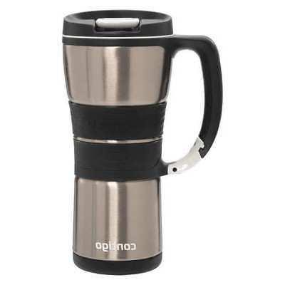 Silver Insulated Mug 16 oz. CONTIGO EXJ110B01