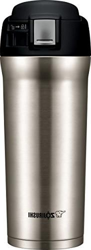 Zojirushi SM-YAE48XA Travel Mug 16 oz Stainless Steel