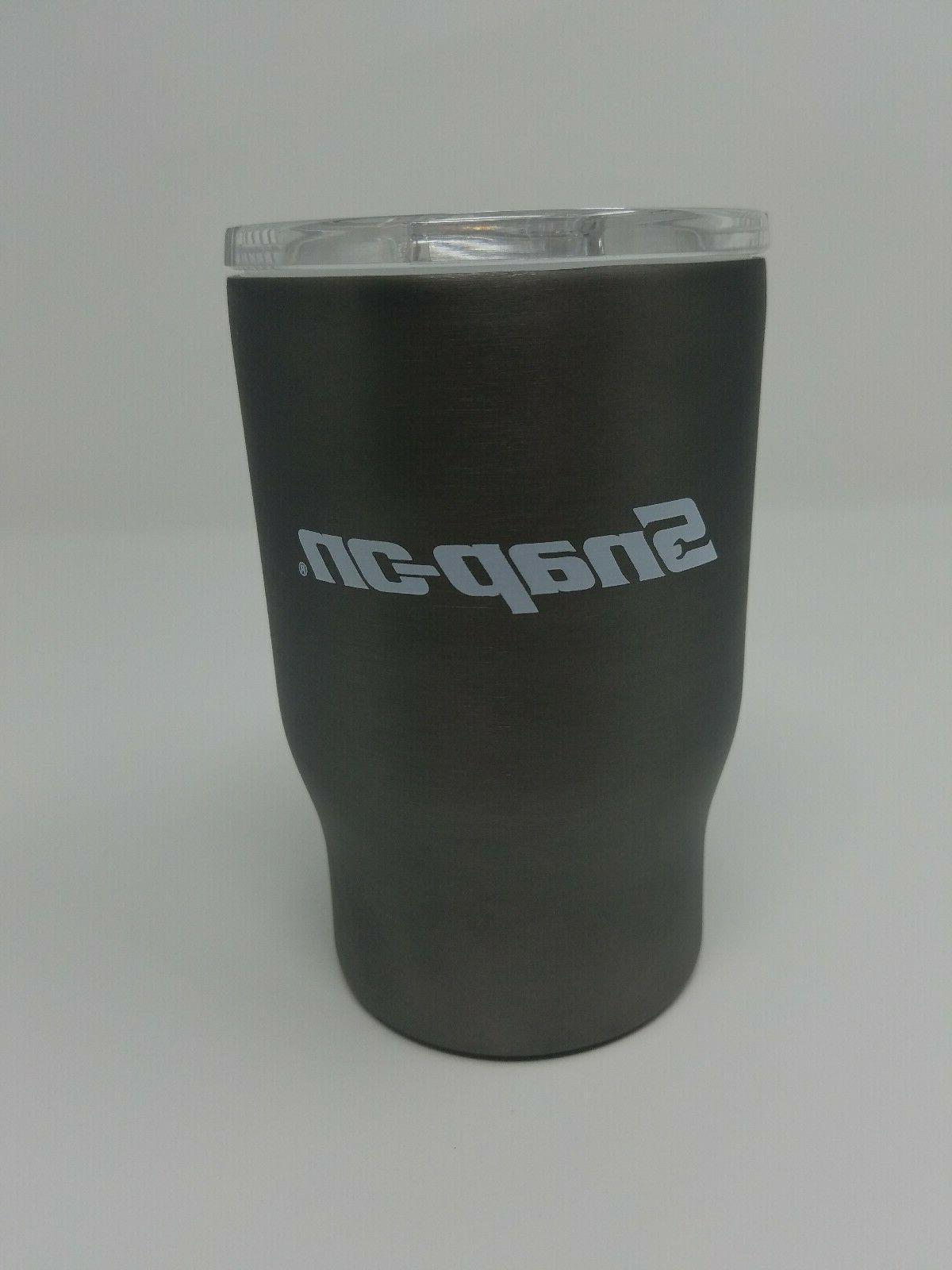 Snap-On 12oz Stainless Mug